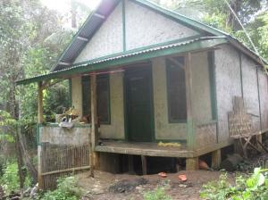 Rumah Panggung Cicakal Garang