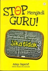 STOP MENJADI GURU